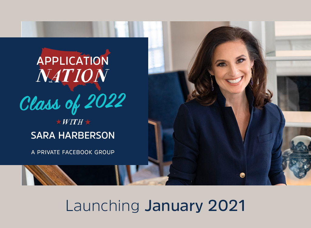 Join the waitlist for Application Nation - Class of 2022